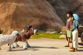 Se armó el Belén Película infantil Sony Pictures