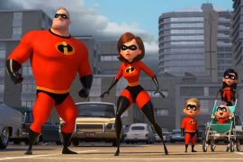 Los Increibles 2 - Trailer