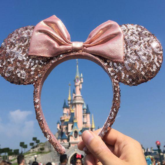 SHOPDISNEY -Disney Store Online - Disney Orejitas Minnie