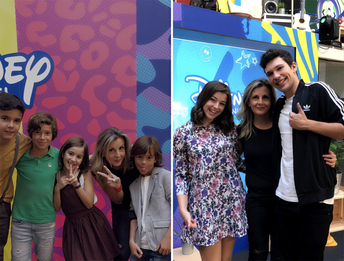Disney Channel Presentadores