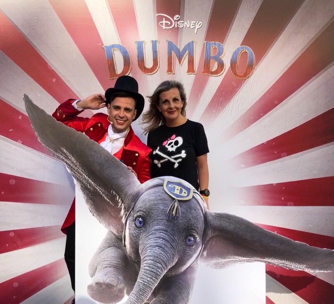 Dumbo Disney EDAD