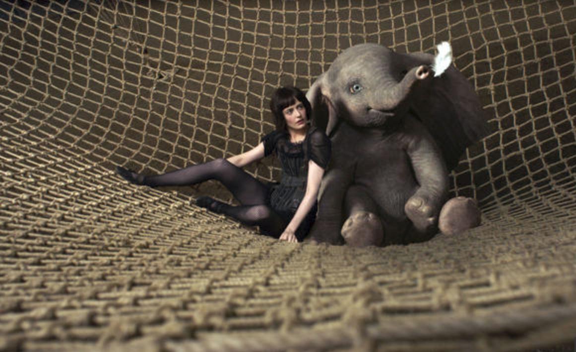 Dumbo Película Edad niños