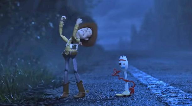 Forky Toy Story 4