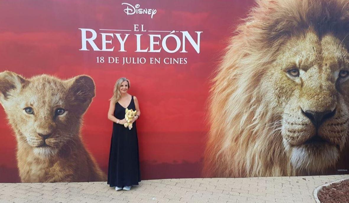 Premiere El Rey Leon Susana Garcia Blog