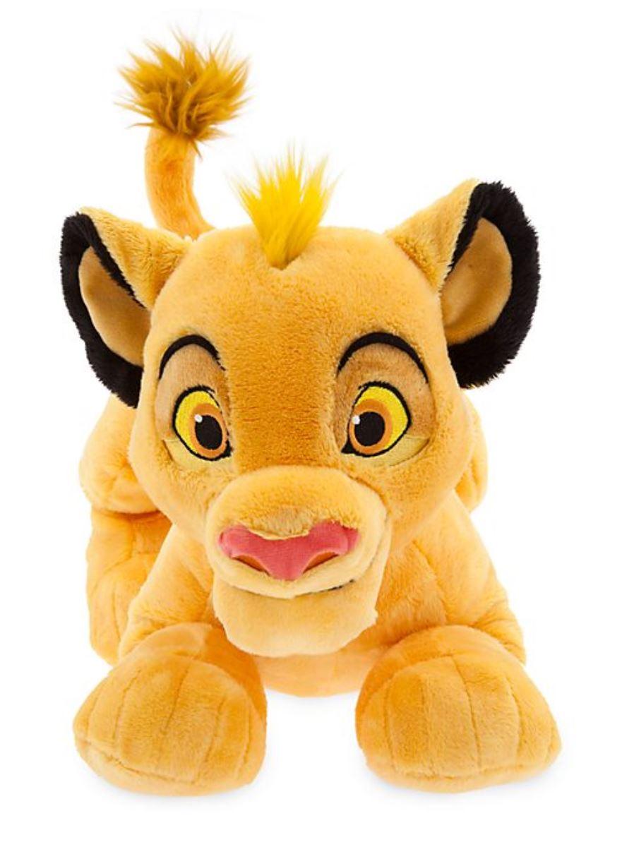 rey leon peluche