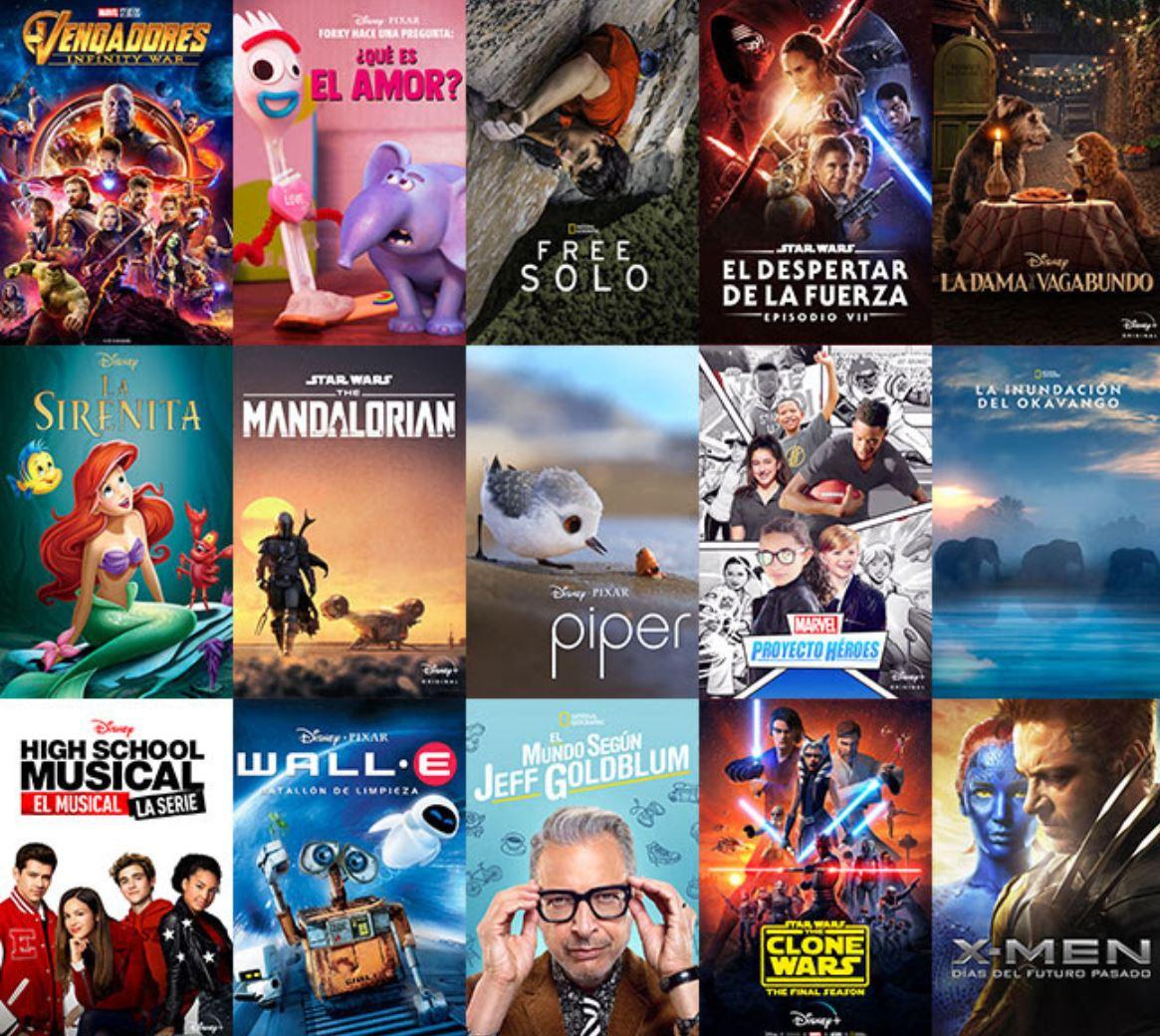 disney-plus películas