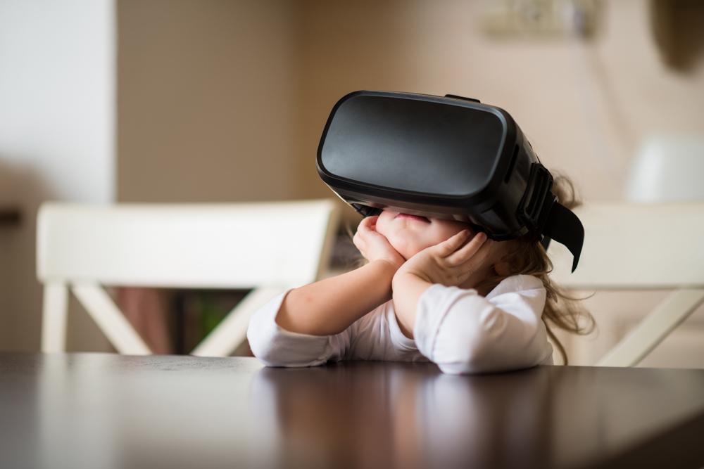 Realidad Virtual Niños