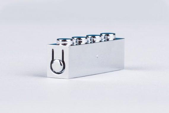 BRIXO BLOCKS - Piezas de LEGO conectadas