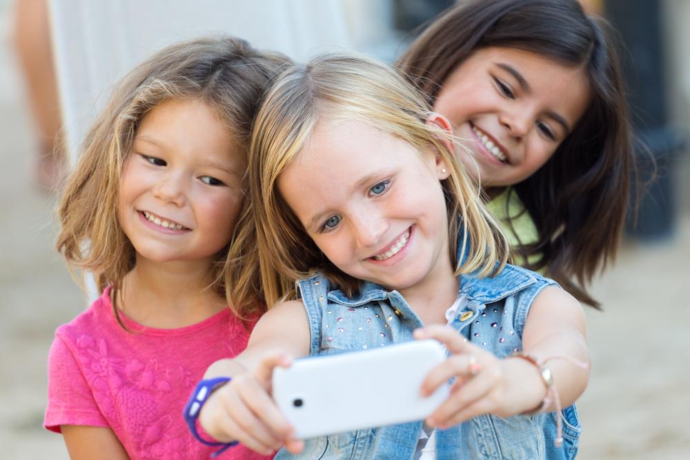 Seguridad en Internet: Niños y fotos