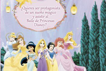 Baile de Princesas Disney