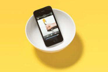 Aumentar el volumen de los altavoces del iPhone