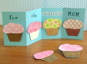 Tarjetas felicitación hechas por niños