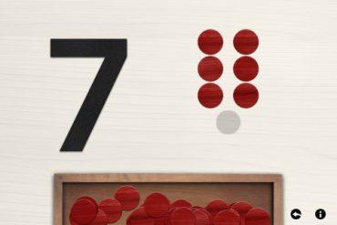 App iPad iPhone - Sumas, matemáticas, números - Niños 5 años