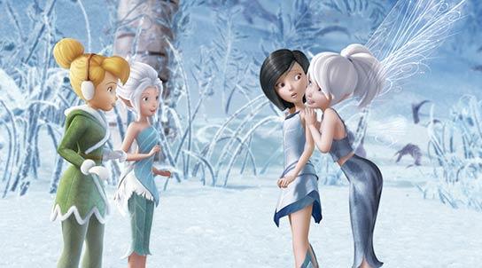 Campanilla El Secreto de las hadas Tinker Bell: Secret of the wings
