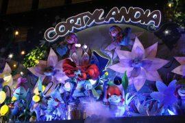 Cortylandia - Niños Madrid Navidad 2012