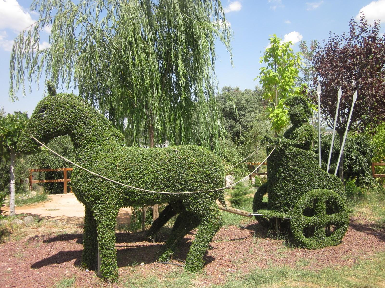 El bosque encantado mi mam tiene un blog - Jardin encantado madrid ...