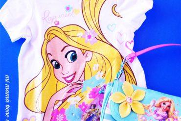 Camiseta Disney Store RAPUNZEL