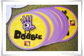Dobble - Juego Cartas redondas