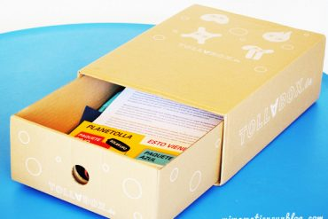 TOLLABOX - Caja manualidades