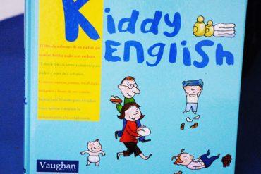 Vaughan Kiddy English Inglés para niños Hablar inglés con tus hijos