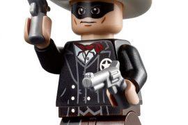 LEGO - EL LLANERO SOLITARIO