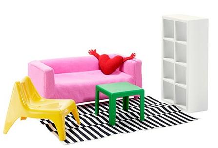 IKEA HUSET NIÑOS