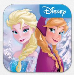 Frozen Disney APP IPAD