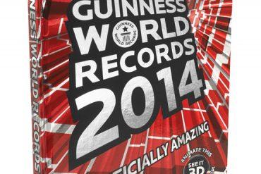 Libro Guiness de los records