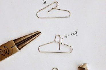 DIY Perchas Clips