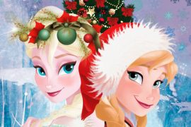 Frozen Colorear