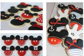 Galletas Mickey Minnie