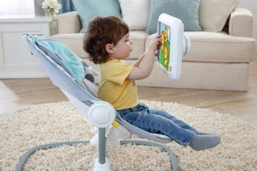 iPad soporte silla bebé