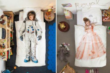 Edredon astronauta Princesa