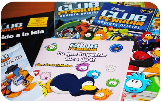 Libros para niños - Club Penguin Disney