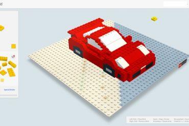 BUILD LEGO GOOGLE CHROME NIÑOS