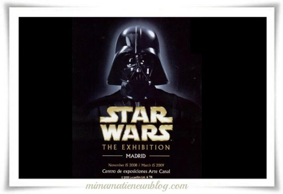 STAR WARS EXPOSICION