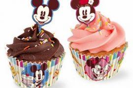 Taller Cupcake Disney