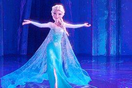 Baile Frozen