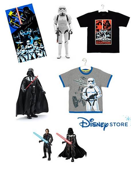 Disney Store Darth Vader Star Wars