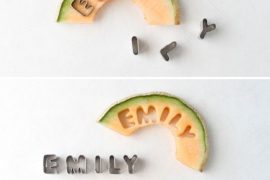 Ideas fiesta fruta