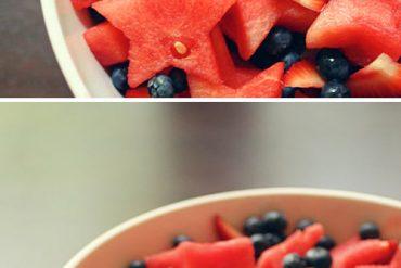 ensalada de frutas postres y meriendas para niños