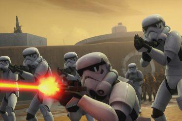 Star Wars Rebels Estreno