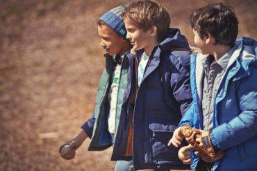 Moda infantil Timberland Sudadera capucha precio 65 euros