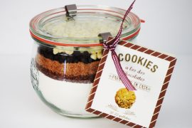 Cookies para hacer en casa HACIENDA SALINAS Tarros de cristal