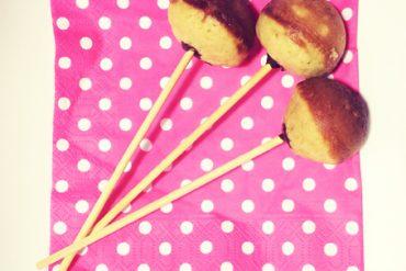 Receta cake pops