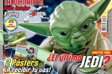 revista lego star wars compra