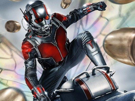 ANT-MAN MARVEL Disney Entradas