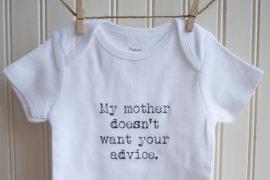 consejos a madre reciente