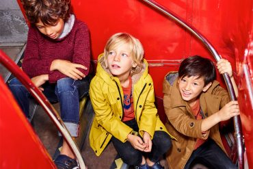 MODA NIÑOS - Zara 2015 Otoño Invierno - Ropa infantil Ideas
