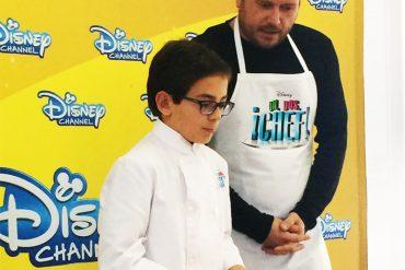un, dos, chef! Disney chanel Aimar, el Monaguillo